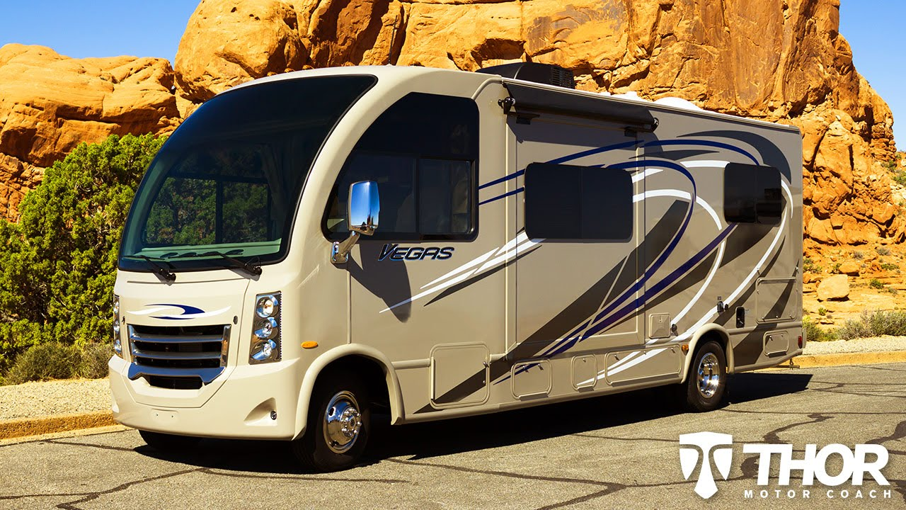 2015 Vegas Ruv Rvs With The Best Of Class A Motorhome