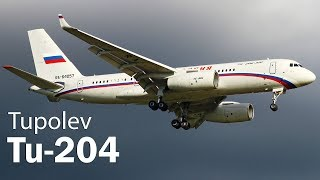 Tu-204 - wrong time, wrong place