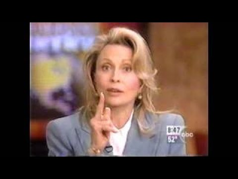 Faye Dunaway 1996 Interviews For The Movie The Chamber