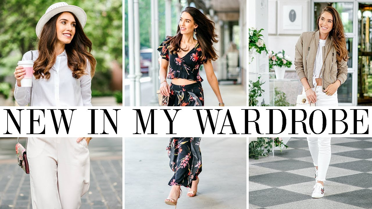 WHAT'S NEW IN MY WARDROBE - EASY & CHIC OUTFITS! (Try-On)