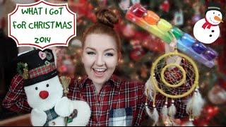 What I Got For Christmas 2014! Thumbnail