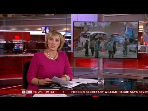 MARTINE CROXALL BBC World News   16 Nov 2013
