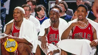 Ranking the best trios in NBA history | The Jump