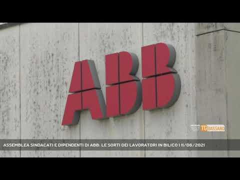ASSEMBLEA SINDACATI E DIPENDENTI DI ABB: LE SORTI DEI LAVORATORI IN BILICO | 11/06/2021
