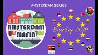 EURO CUP 2019 @ Amsterdam - игра 9
