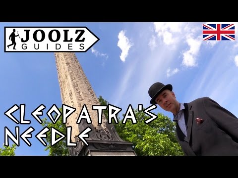 Cleopatra's Needle - 50 things to do in London - London Guides