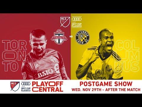 Playoff Central: TOR vs CLB Conference Championships - Leg 2 Postgame | LIVE