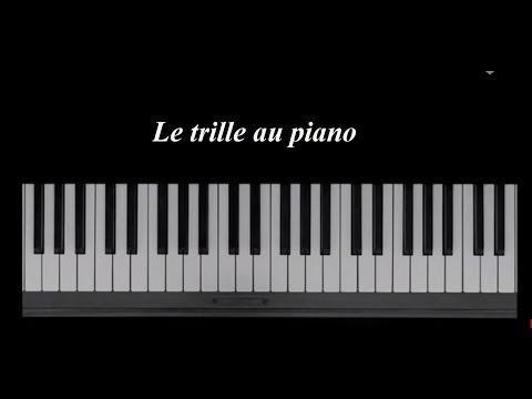 Chopin - Nocturne No. 20 - Piano - Le trille  -  Méthode Bernachon