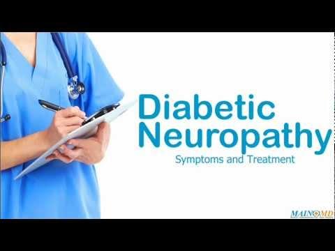 treatment of neuropathy in feet