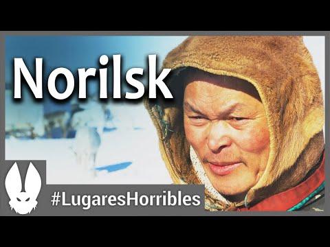 Los lugares más horribles del mundo: Norilsk