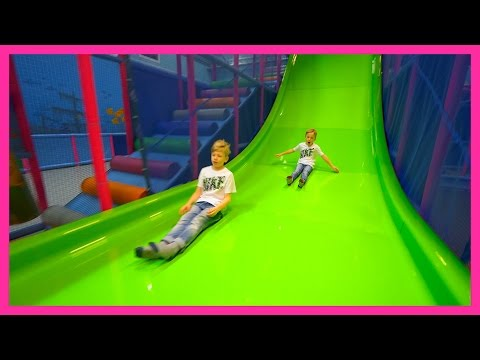 Fun Indoor Playground for Kids at Andy's Lekland