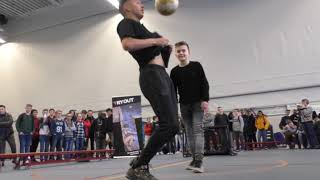 Try Out Freestyle voetbal