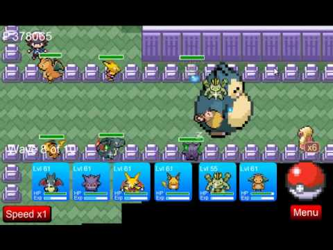 pokemon tower defence 2