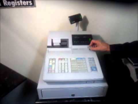 Registradora Casio CE 6000
