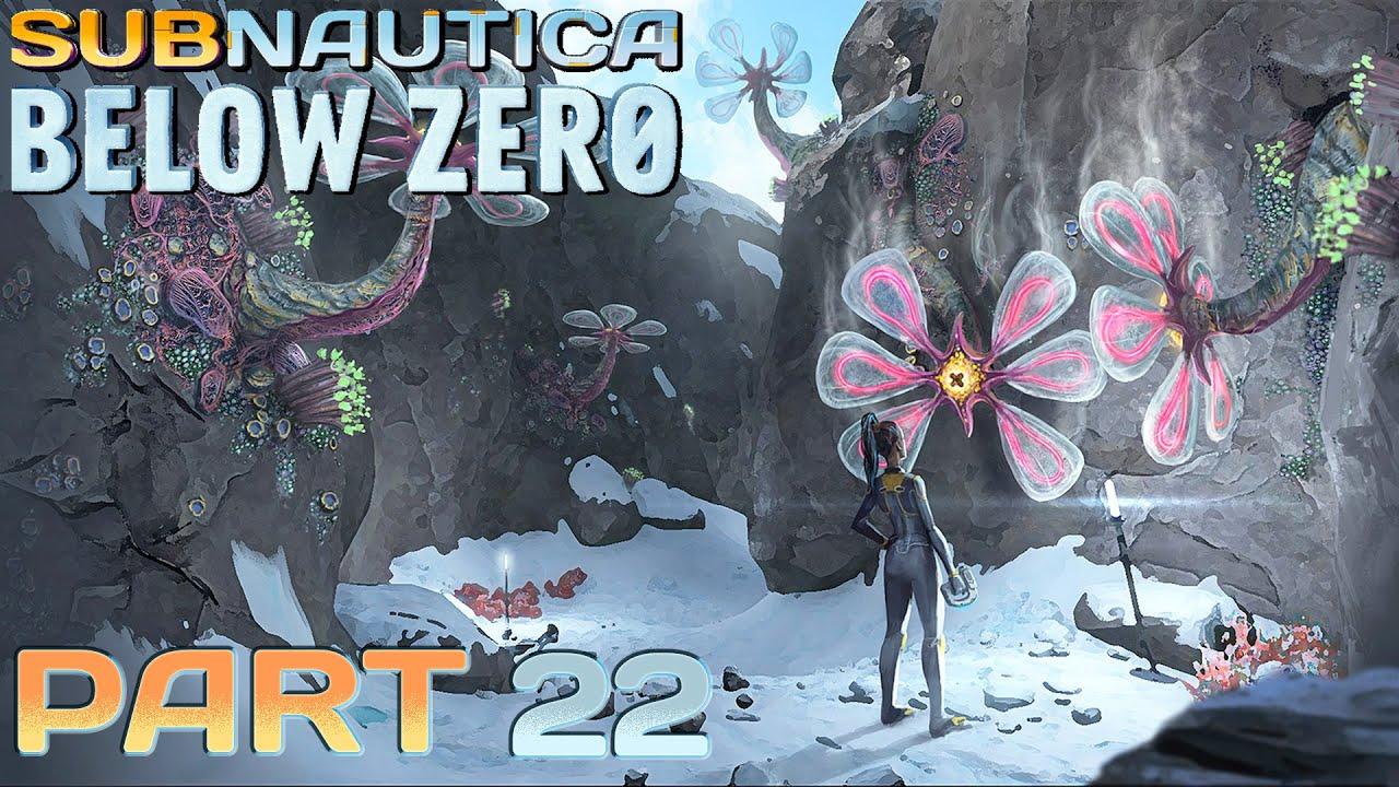 Subnautica Below Zero Deutsch 22 Rocket Island Youtube