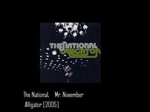 The National - Alligator [2005] Mr. November