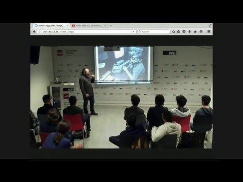 From Zero to 11M Daily Active Users: A Hero's Journey, Tiago Loureiro