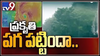 Storm set to make landfall around Kakinada today - TV9