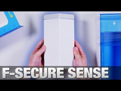F-Secure Sense : il protège tous vos objets connectés !