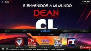 XXX El Mejor Addon para Adultos XXX | KODI | DeanCL