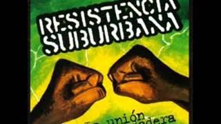 Por cultivar marihuana - Resistencia suburbana (LETRA)