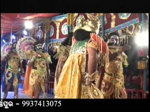 Odia ramayan nataka (khaji pali) part-4 bhagaban sethi