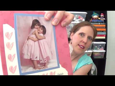 Mary Rose's Squash Book   Card - Review about my channel -  DIY Paper Crafts - Giulia's Art
