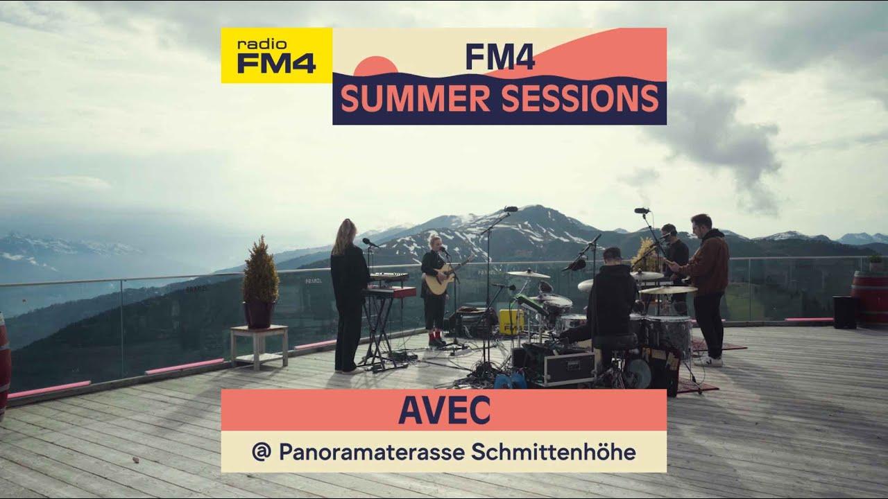 Download FM4 Summer Session mit AVEC