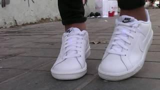 paso nada Microordenador  Nike Court Royale Blancas | Tieda Nike ValenciaMujer