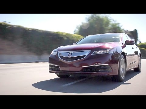 2017 Acura TLX - Review and Road Test