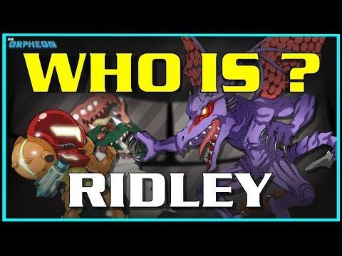 Who is Ridley? - Metroid Enemies