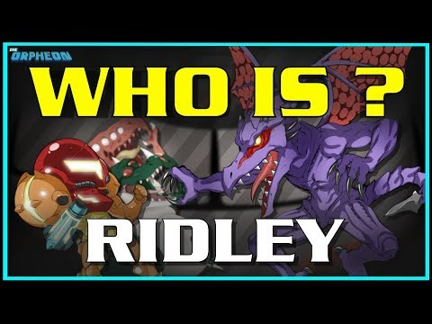 Who is Ridley? - Metroid Enemies