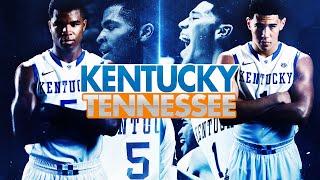 Kentucky Wildcats TV: Kentucky 66 Tennessee 48