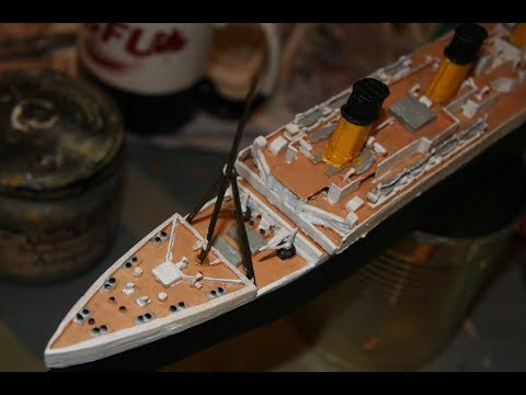 Model Ship building: Tips and tricks (cc)