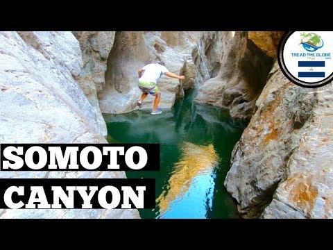 Somoto Canyon (2019) Backpacking Nicaragua