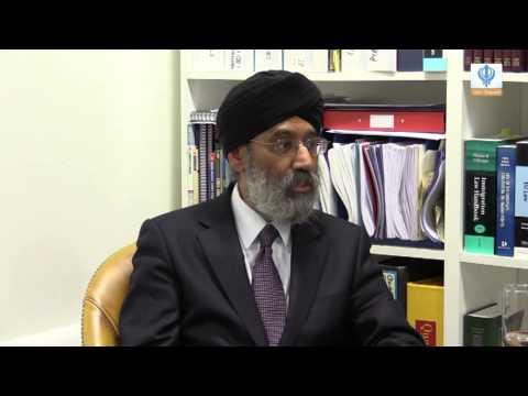151214 Sikh Spectrum: Malkit Singh QC (Queen's Counsel)