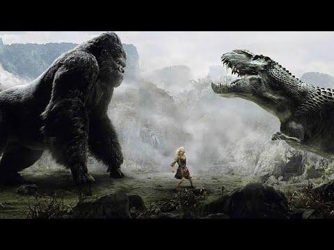 Download Ya Ali Madad Wali Full HD Video | King Kong vs T-Rexes Fight Scene | Sad Song
