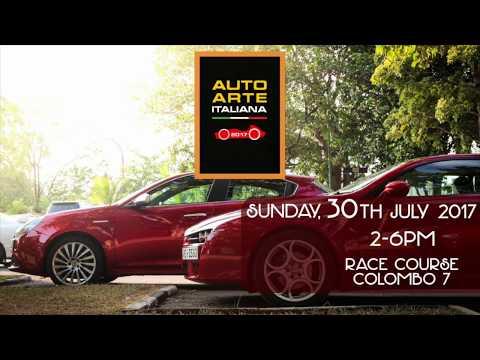 Auto Arte Italiana 2017 Amore Duo