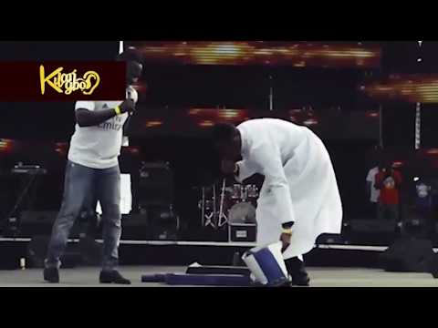 Woli Agba  | Lax |  Small Doctor|  Performing At |Olamide Live In Lagos Concert 2017. #OLIC 4