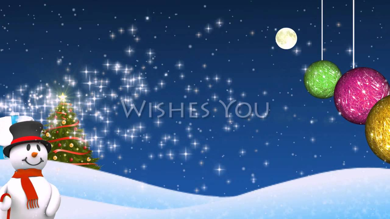 Merry Christmas & Happy New Year 2014! - YouTube