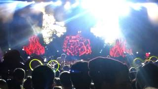 deadmau5 - The Veldt (Tommy Trash Remix) Live @ Zurich 2014