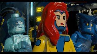 Lego Marvel Super Heroes 3D - Adventure part 7 - 100% walktrough