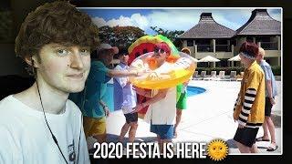 2020 FESTA IS HERE! (BTS (방탄소년단) 'Airplane pt.2' (Summer ver…