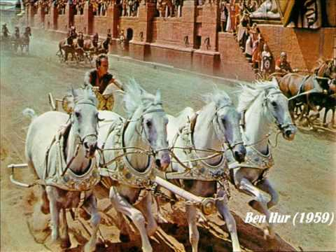 Ben Hur - Parade of the Charioteers (HQ)