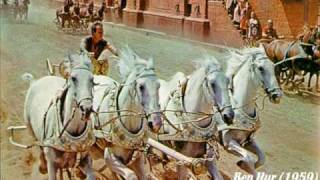 Video Ben Hur - Parade of the Charioteers (HQ) download MP3, 3GP, MP4, WEBM, AVI, FLV Juni 2018