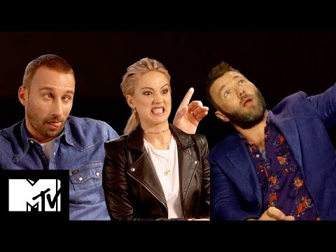 Jennifer Lawrence And The Red Sparrow Cast Go Speed Dating | MTV Movies