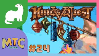 Let's Co-Play King's Quest VI Part 24 — THIS GAME ISN'T CRYPTIC AT ALL!