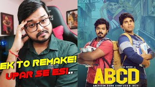 ABCD: American Born Confused Desi Movie Review In Hindi | By Crazy 4 Movie