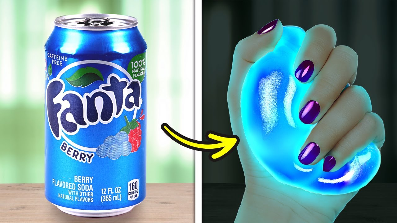 Stunning SLIME DIY Ideas And Other Jaw-Dropping Experiments You Can Make At Home