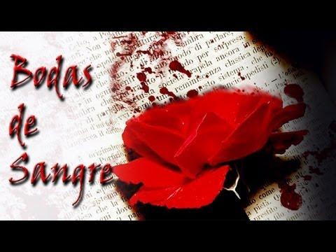 Bodas de sangre Federico Garcia Lorca Parte 1 - YouTube